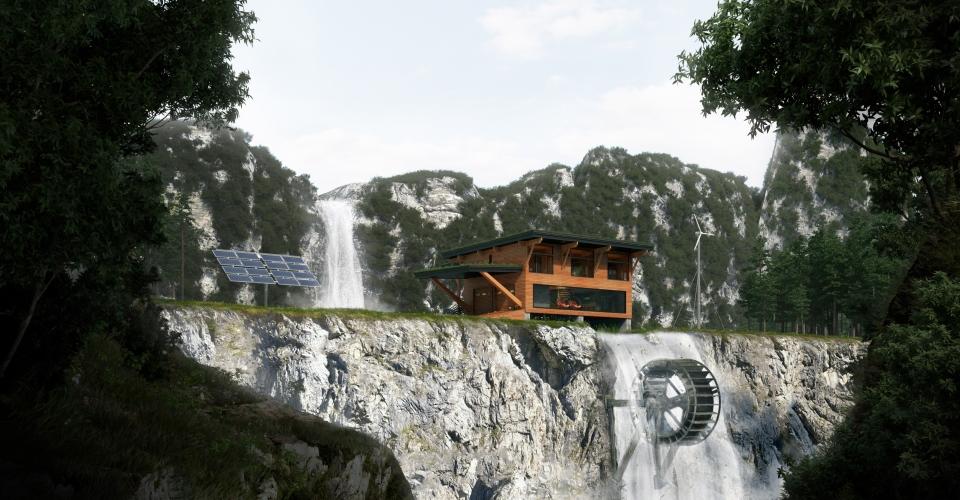Waterfall Energy