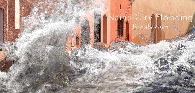 Naiad City Flooding Breakdown